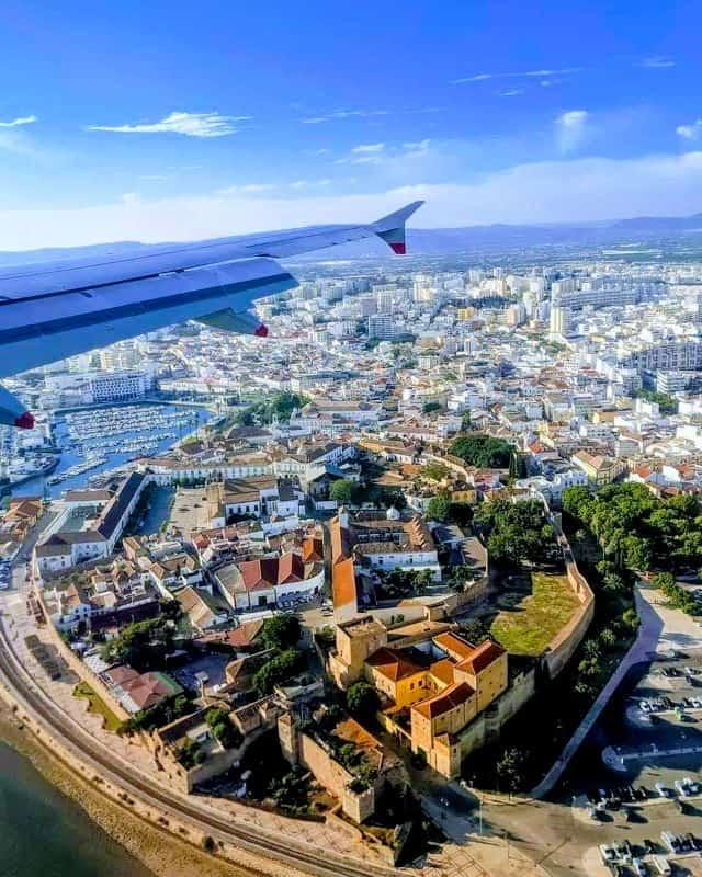Faro Airport transfers to Lisbon